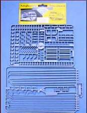 Knightwing UN11 Universal Pipes & Fittings Plastic Kit 2 Sprews OO Gauge T48Post