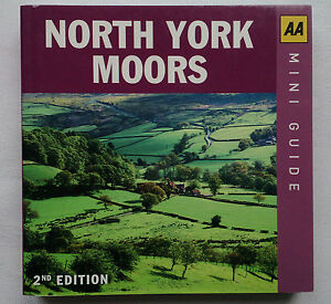 AA-NORTH-YORK-MOORS-YORKSHIRE-MINI-POCKET-GUIDE-S-B-2010-COLOUR-PHOTOS-NEW