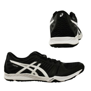 Low Negro Trainers Asics S663n Lace Top Training 9001 Q5f Mujer Up Fuzex 8wRqgYRXp