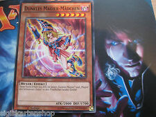 Oscuro Mago-ragazza ygld-dec10 common YU-GI-OH
