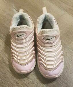 Nike Dynamo Free Girls Trainers Pink