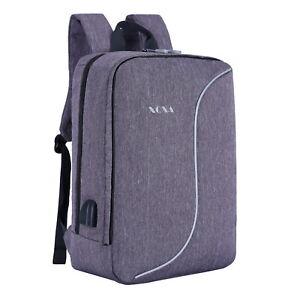 17 Inch Laptop Backpack Women Men Student Unisex School Bag For