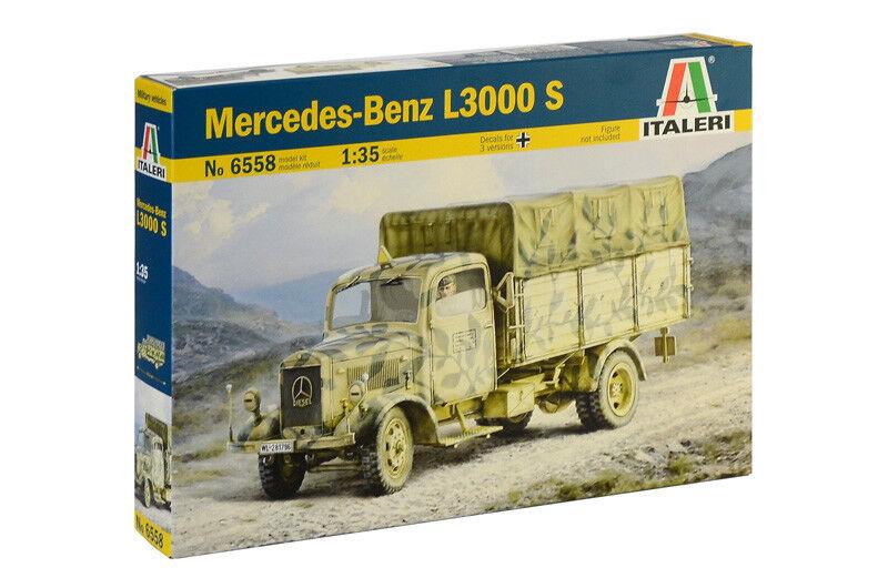 Italeri 1 35 MERCEDES-BENZ L3000 S    6558 b79cf0