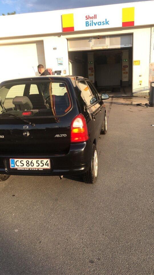 Suzuki Alto, 1,1, Benzin