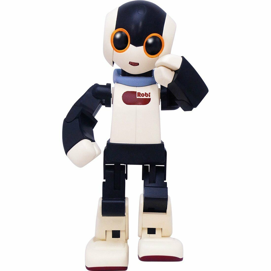 NEW Takara Tomy electric robot biped walking Robbi about 17cm from Japan F/S