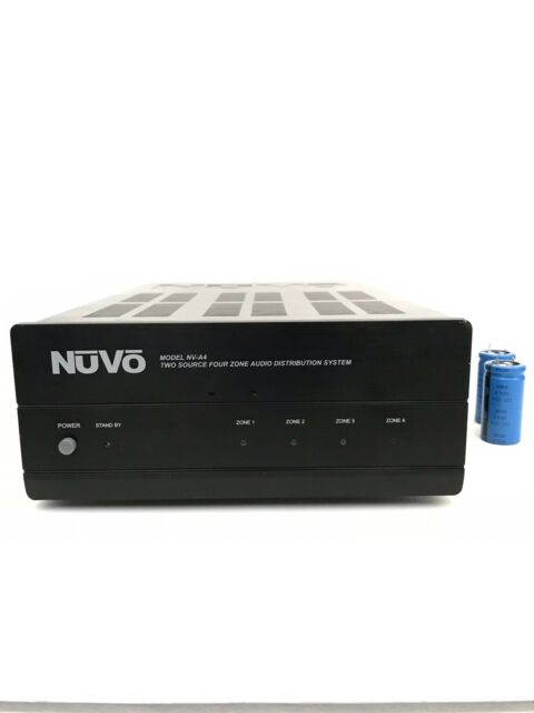 NuVo NV-A4 Four Zone Four Audio System