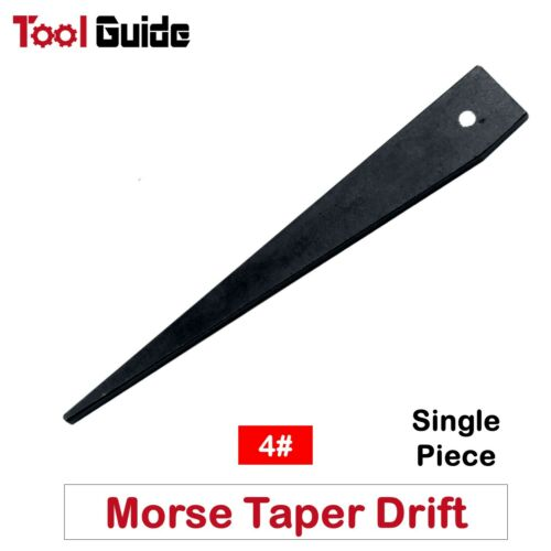 MT MS 0-6 Morse Taper Shank Drift Key Drill Chuck Tang Arbor Sleeve Ejecting