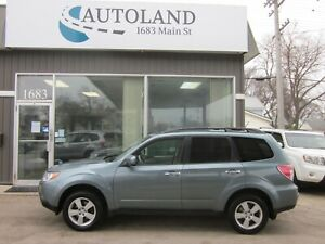 2010 Subaru Forester X Touring