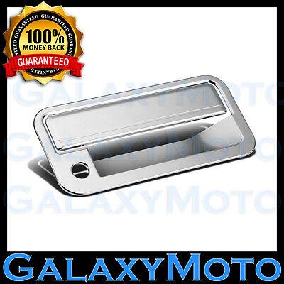 92-99 GMC Yukon+99-01 Cadillac Escalade Chrome 4 Door Handle+WITH PSG kh Cover
