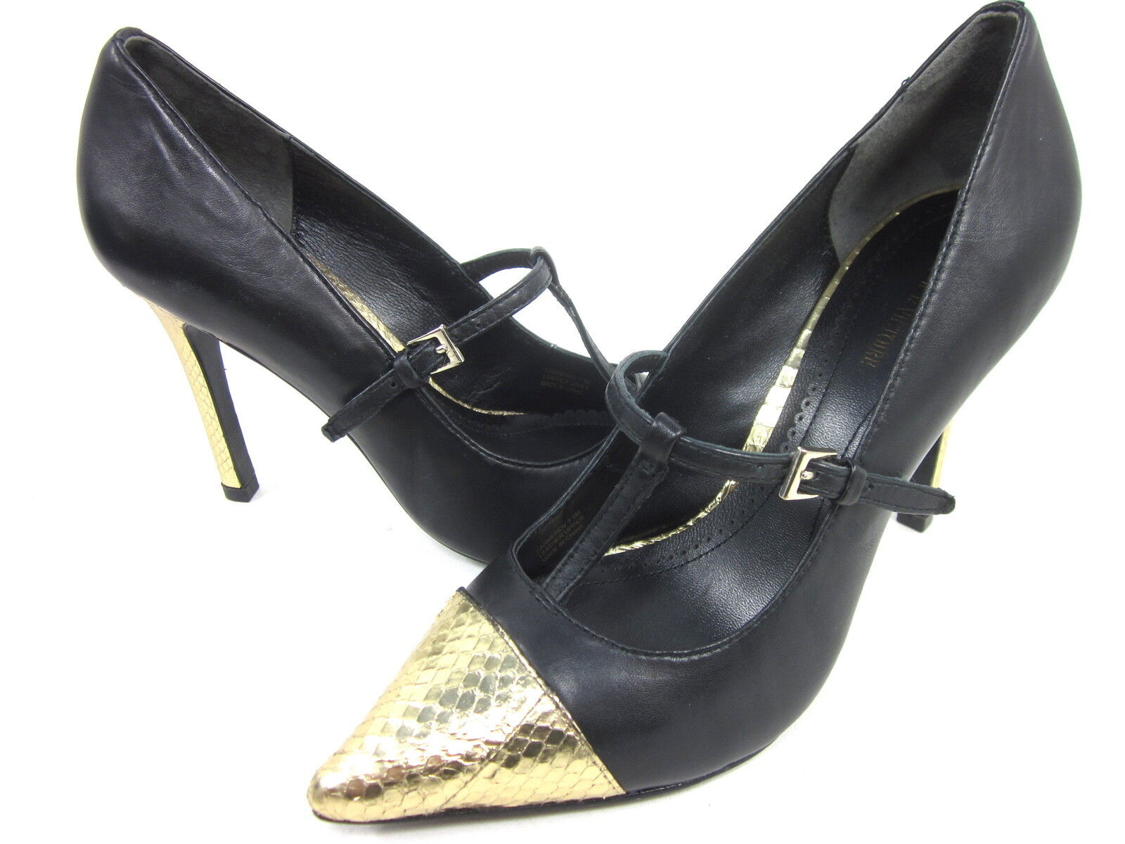 POUR LA VICTOIRE, CARMENDY PUMP, BLACK, Damenschuhe, US 7.5 7.5 7.5 M, EURO 37.5, NEW IN BOX 274585