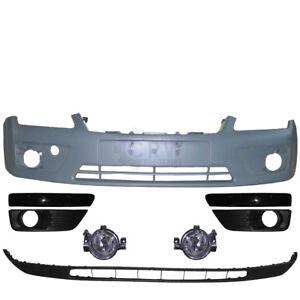 Set-parachoques-delantero-pintable-niebla-accesorios-Ford-Focus-II-ano-04-08