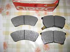 QUALITY FRONT BRAKE PADS - FITS: MAZDA 323 - BF1 MODEL (1985-89)