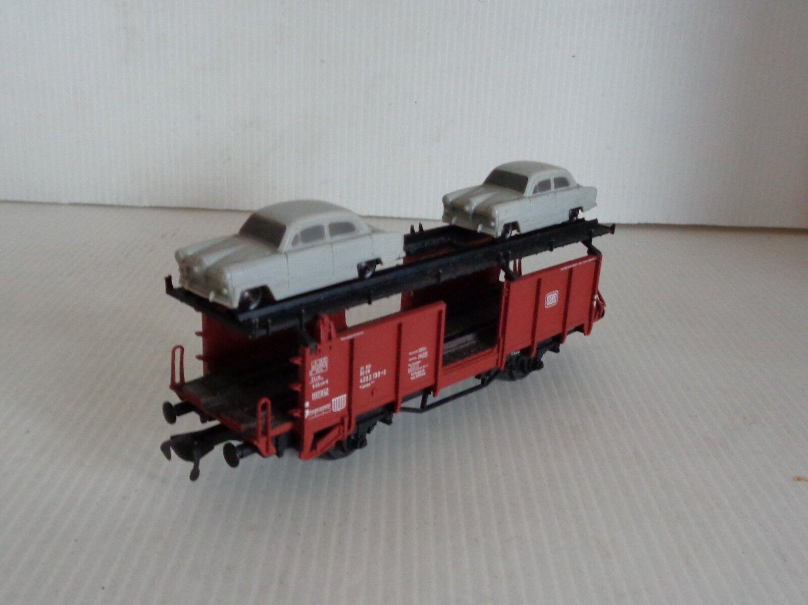 MARKLIN Wagon Ring car DB No.4612 Ech ho MINT
