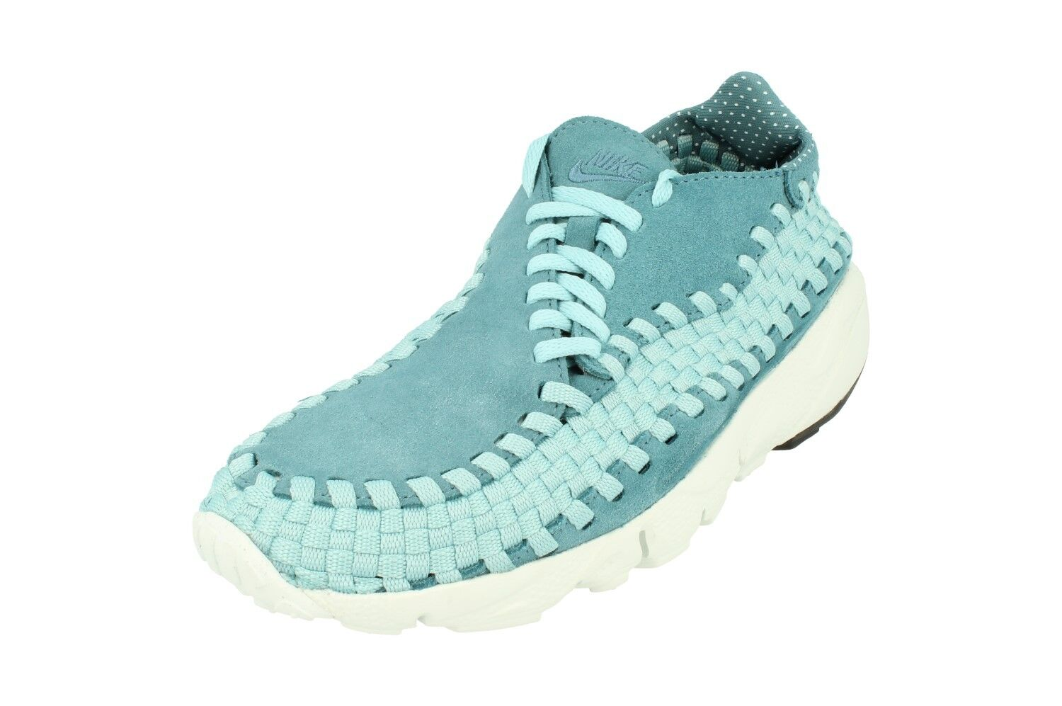 Nike air footscape formatori tessuti nm Uomo correndo formatori footscape 875797 scarpe scarpe 002 725604