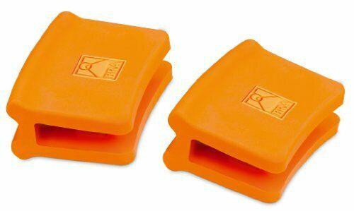 BRA Efficient - Asas de silicona, 2 unidades, medida mediana, para Efficient co