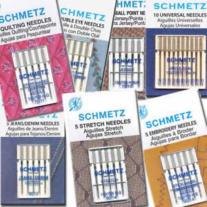 Universal-SCHMETZ-Aghi-per-macchine-da-cucire