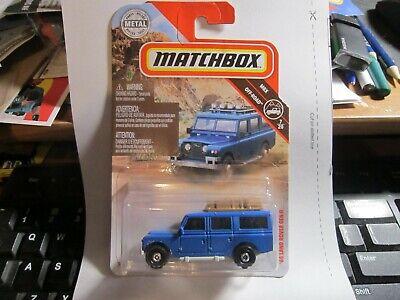 MBX Off-Road 7//20 2019 Matchbox #64 /'65 Land Rover Gen II