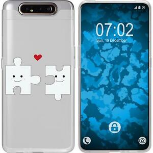 Samsung-Galaxy-A80-Coque-en-Silicone-in-Love-M1-Case-films-de-protection
