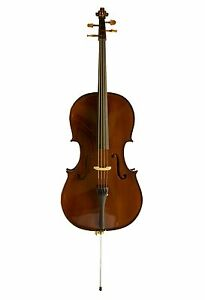Filarmonica-24-violoncello-Set-dimensioni-3-4-7-8-4-4-Basic-II-con-borsa-valigia