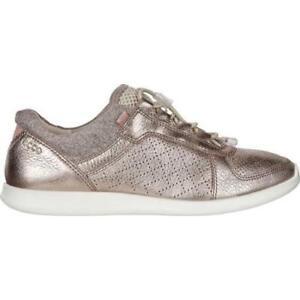 Ecco Women's Sneaker Shoe Warm Gray