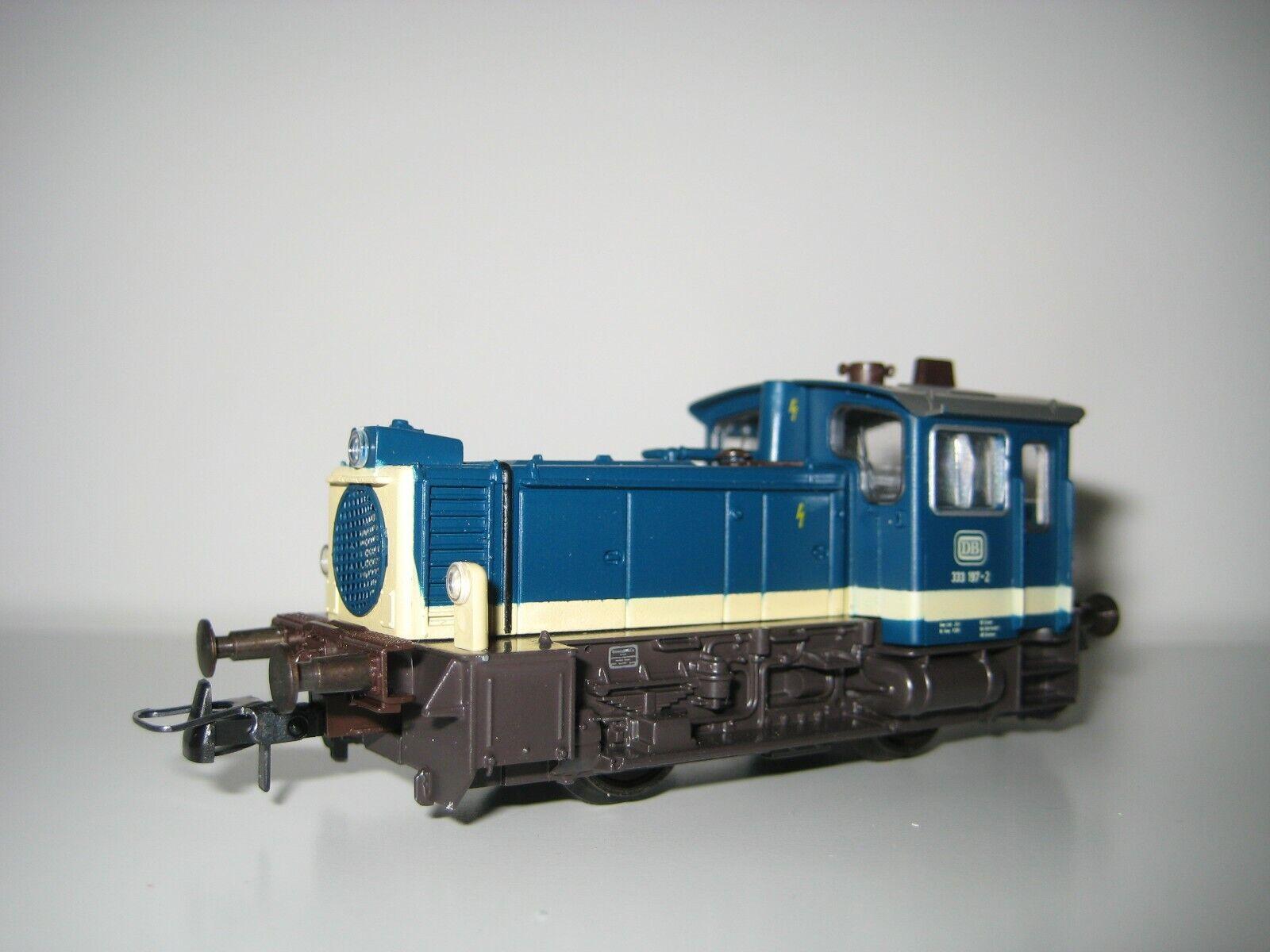 Roco H0 43478 -Locomotora BR 333 197-2 DB