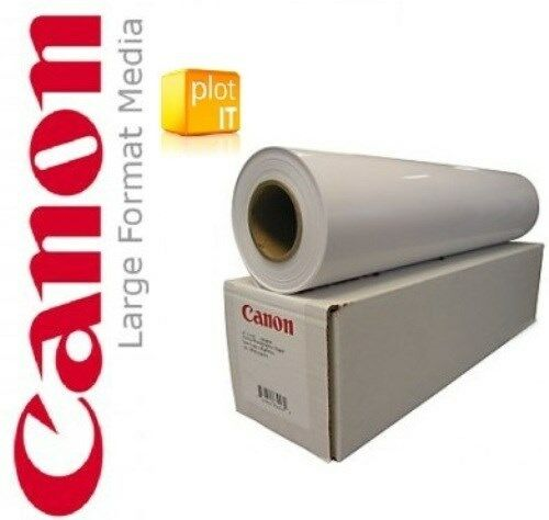 """Large format Photo SATIN inkjet Paper roll 432mm 17"""" x 30m for Epson canon ipf"""
