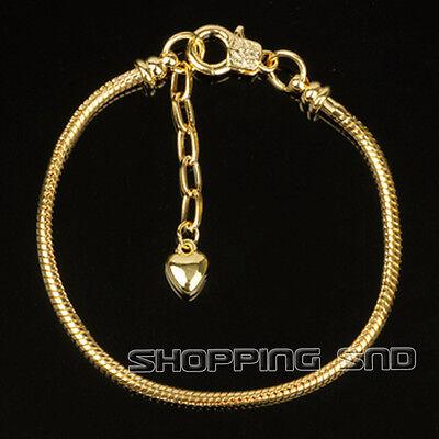 Charm Bracelets Fit European Beads