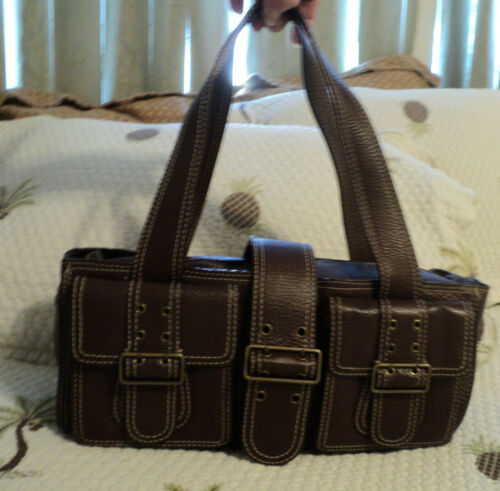 Cute~2 Buckle Purse~euc~13