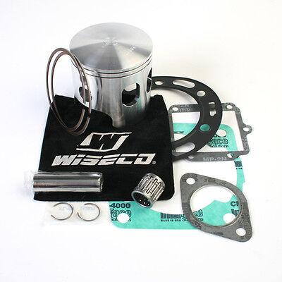 Wiseco PK1076 66.75 mm 2-Stroke ATV Piston Kit with Top-End Gasket Kit