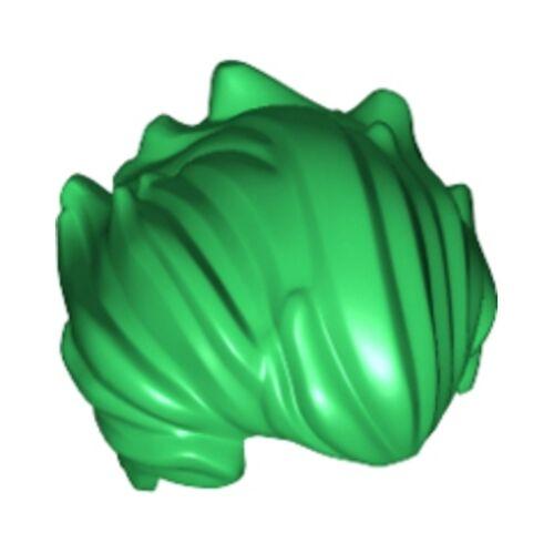 The Joker Green Minifig Hair Bushy Swept Back LEGO