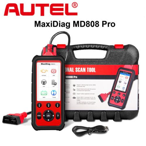 Autel MaxiDiag MD808 Pro OBD2 Auto Diagnostic Scan Tool Code Reader ABS SRS EPB