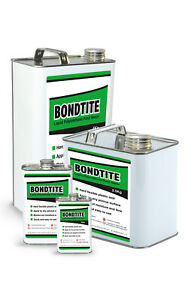 BONDTITE WATERPROOF SEALANT PAINT CONCRETE BONDING SEALANT COATING PLASTIC