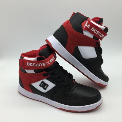 "DC Shoes Men/'s /""Pensford/"" Black//White//Red XKWR"