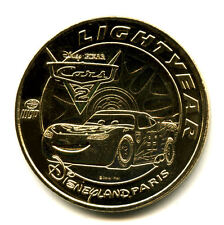 77 DISNEY Lightyear, Cars 2, 2018, Monnaie de Paris