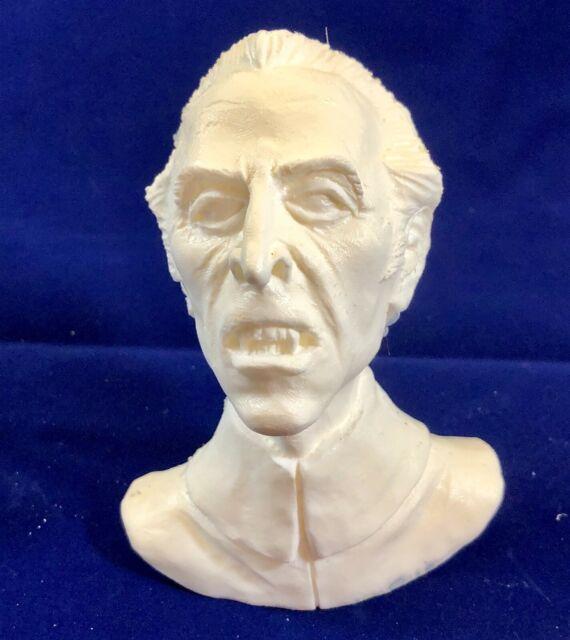 Hammer Horror Christopher Lee Dracula Bust Resin Monster Model Kit