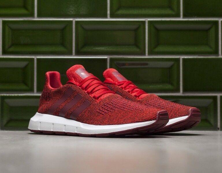 Adidas Originals Men's CG4117 Swift Run Shoes Red/Burgandy CG4117 Men's - BRAND NEW IN BOX! dd552b