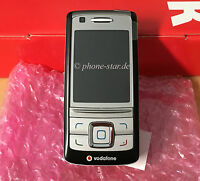 ORIGINAL NOKIA 6280 RM-78 BUSINESS HANDY MOBILE PHONE SLIDER KAMERA NEU NEW BOX