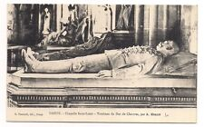 dreux ,c hapelle saint-louis , tombeau du duc de chartres , par  A. mercié