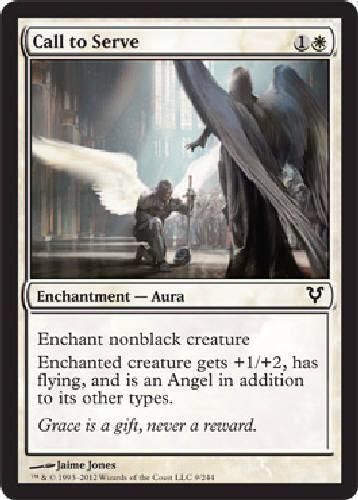 Archangel *PLAYSET* Magic MtG x4 Avacyn Restored SP