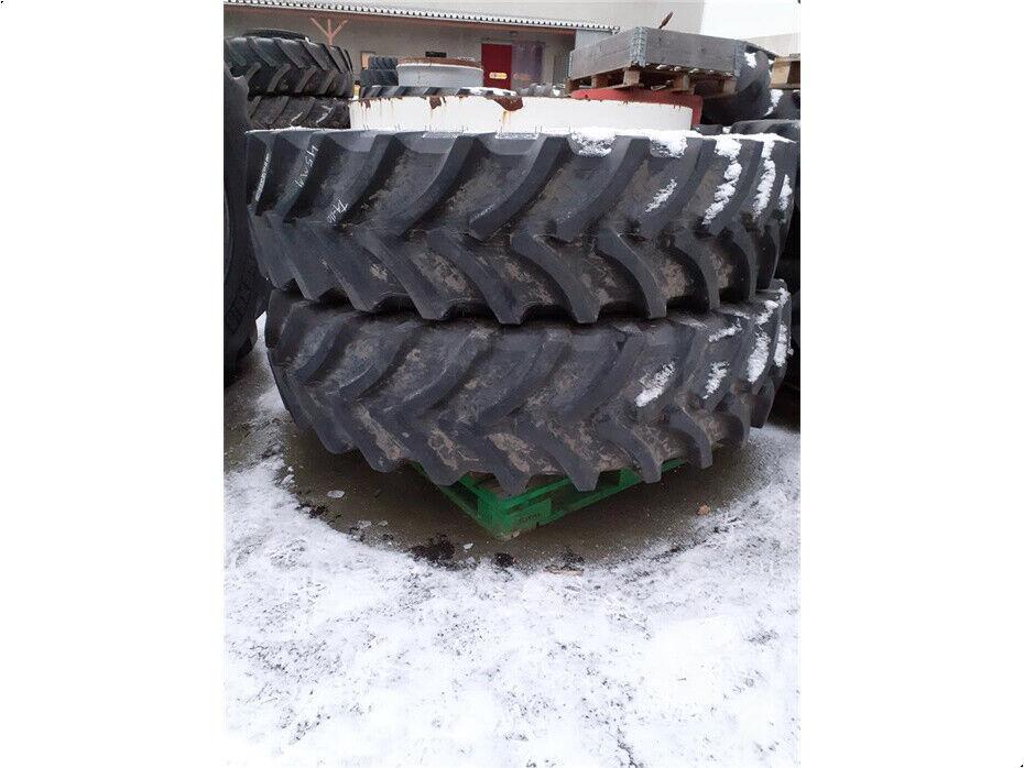 Petlas 480/80R50 Tvillinghjul til traktor