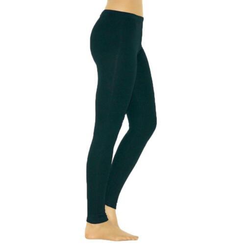Women Casual Solid Elastic Waist Ankle Length Leggings BRCE 03