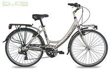 """Bicicletta trekking TKK Elios DELUXE 26"""" 6 V 2016"""