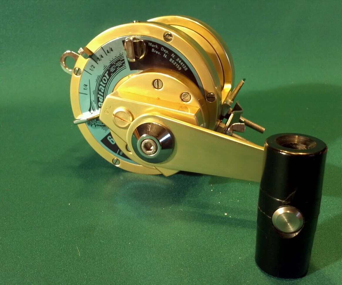 Vintage - Authentic -  J.C. Rossetti Gladiator Reel - 6 0 -  SUPER RARE FIND      best-selling