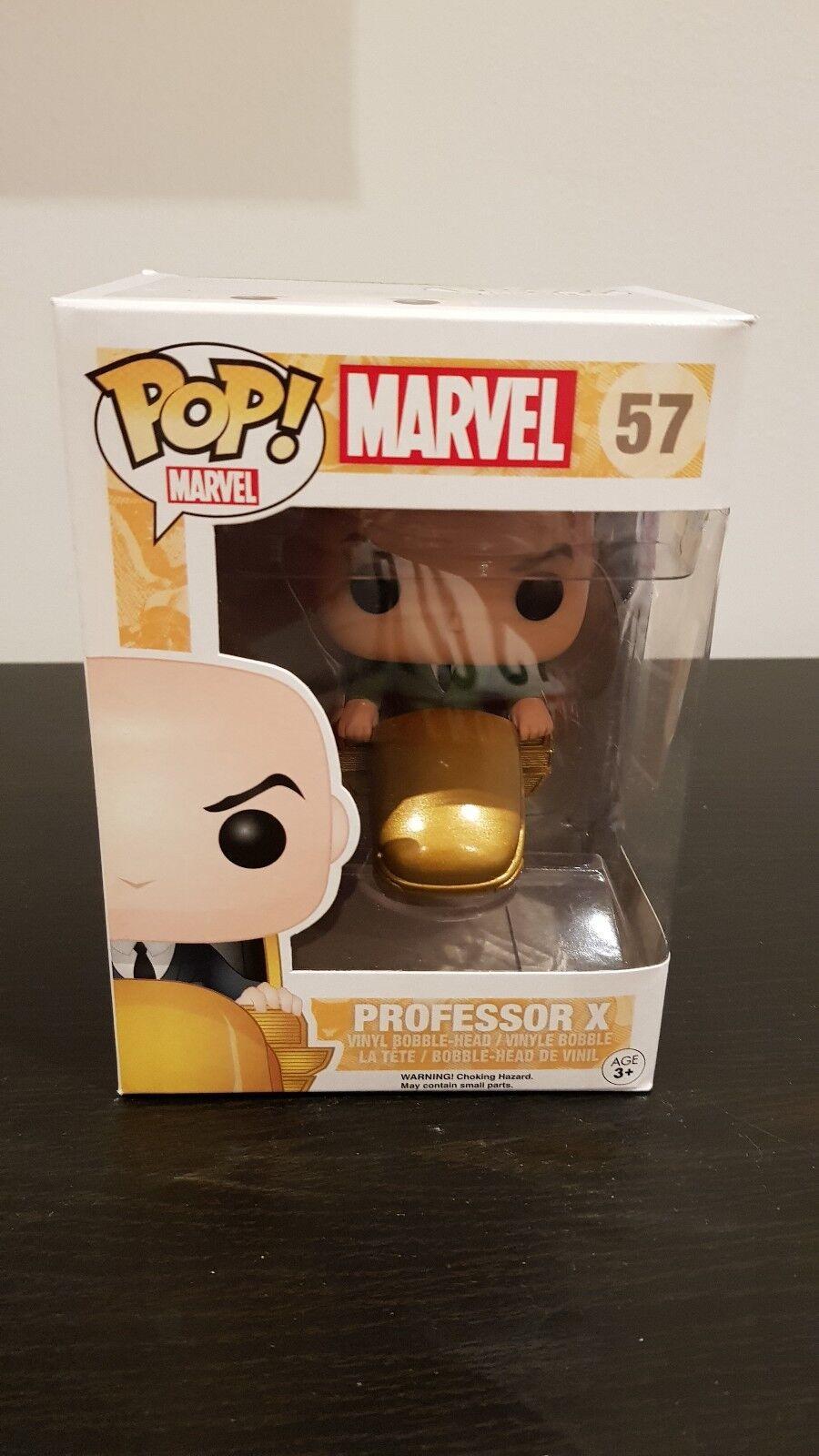 POP Marvel X-Men  Professor X diverdeimentoko Pop Vinyl  prezzo ragionevole