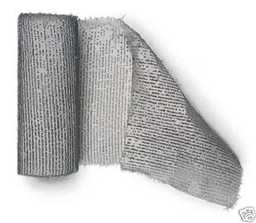 T48 Post Javis BULK LOT 4 x Rolls Modroc Plaster Impregnated Fabric Roll