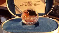 1991 Canada Silver 20$ Aviation Series #1 coin #3
