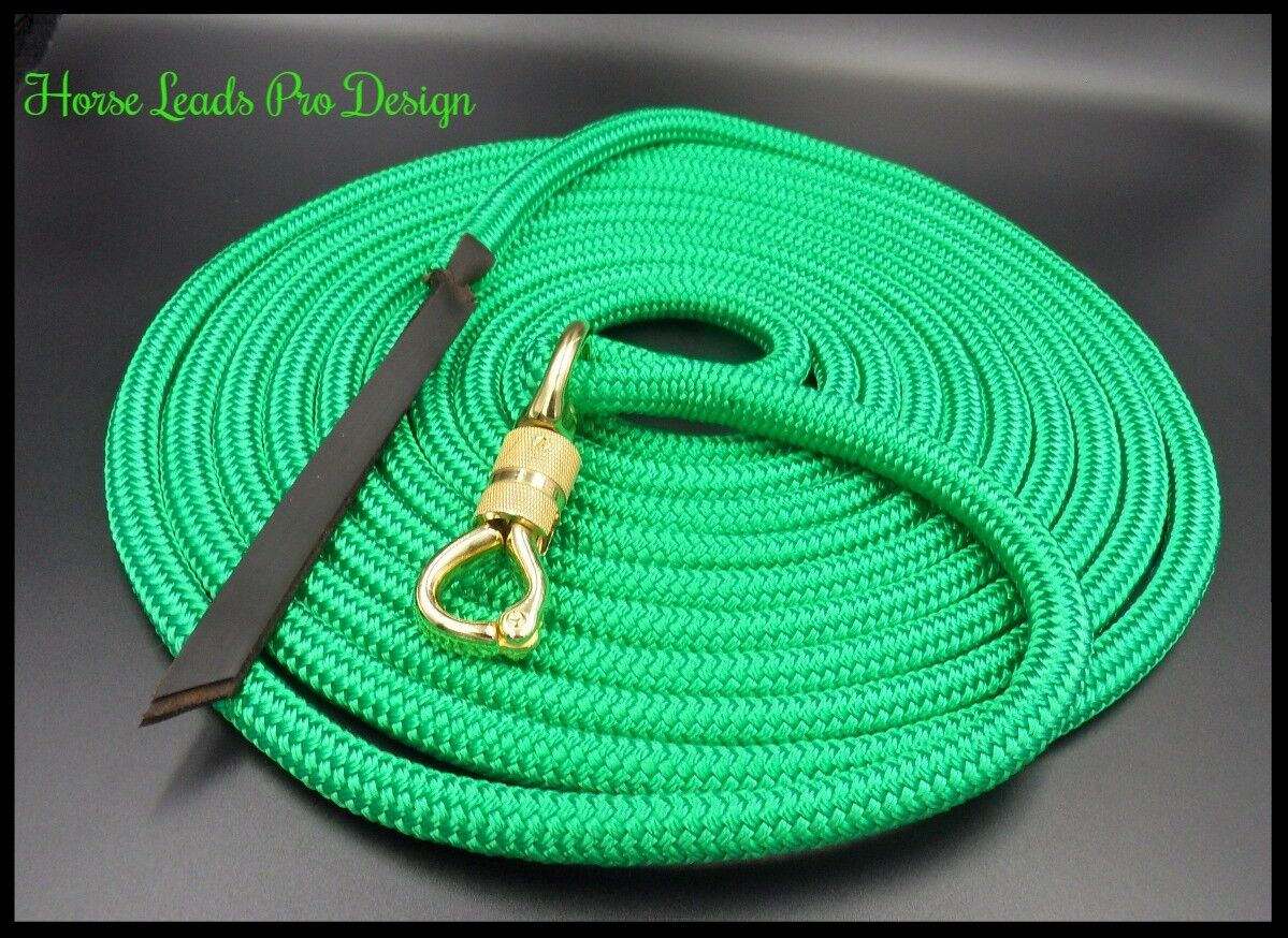 Natural Horsemanship 18ft Training Rope Lead Line Parelli Style