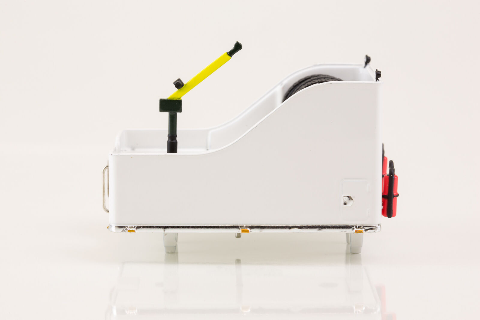 Drake Z0B001 AUSTRALIAN BALLAST BOX ICE Weiß DIECAST - Scale 1 50