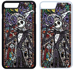 Nightmare Before Christmas Phone Case.Details About Stained Glass Nightmare Before Christmas Phone Case Iphone 4 5 6 7 8 X A