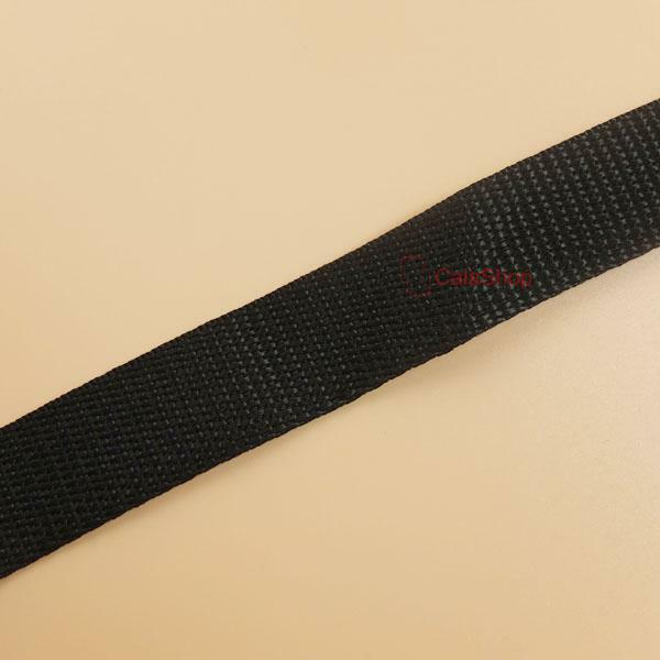 "Polypropylene Webbing Belt Strap Buckle Strapping 1/2"" 5/8"" 3/4""1""1.25""1.5"""